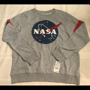 NASA Women's Sweatshirt M NWT